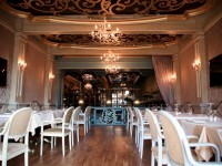 CHAPLIN HALL restaurant in Saint Petersburg