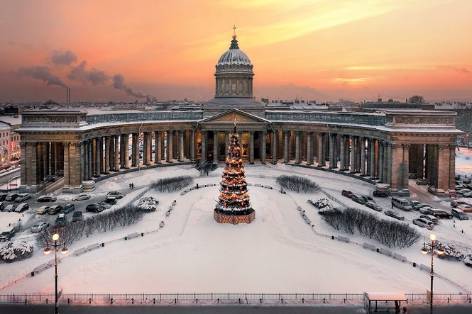 restaurant guide saint petersburg winter