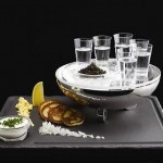 vodka and caviar to eat in saint petersburg