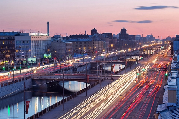 Saint Petersburg Rivers and Bridges (26)