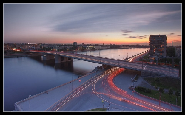 Saint Petersburg Rivers and Bridges (24)