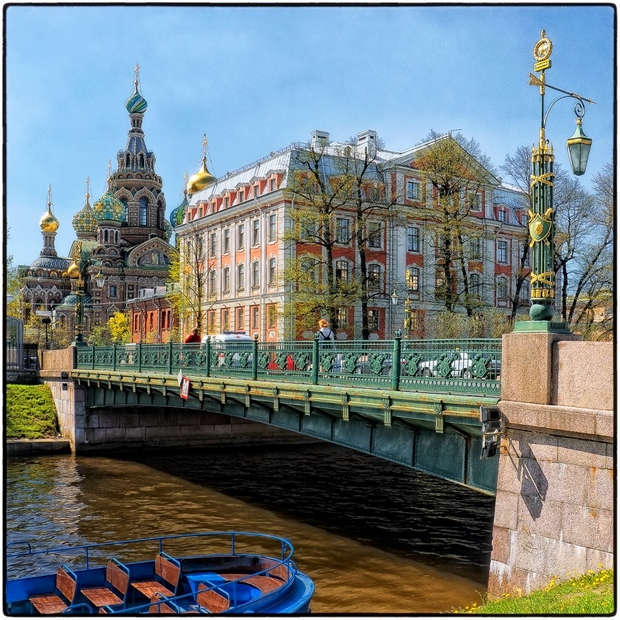 Saint Petersburg Rivers and Bridges (23)