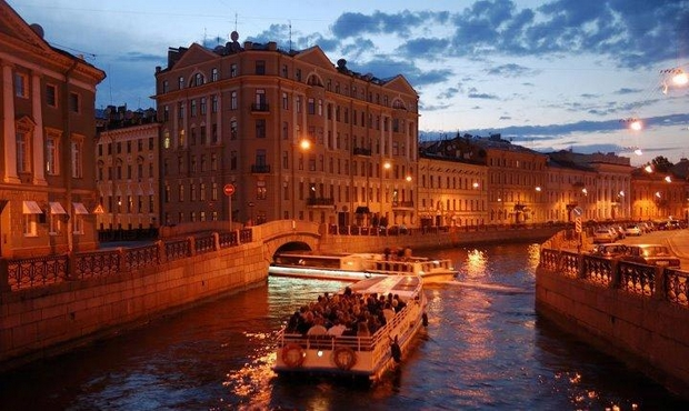 Saint Petersburg Rivers and Bridges (14)