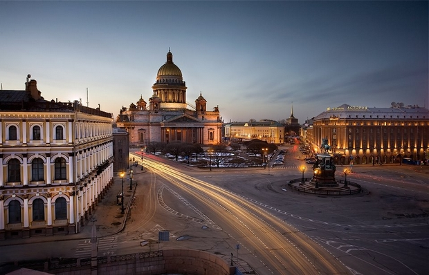 Saint Petersburg Rivers and Bridges (13)