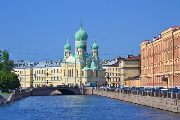 Saint Petersburg Rivers and Bridges (12)