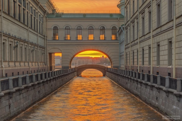 Saint Petersburg Rivers and Bridges (10)