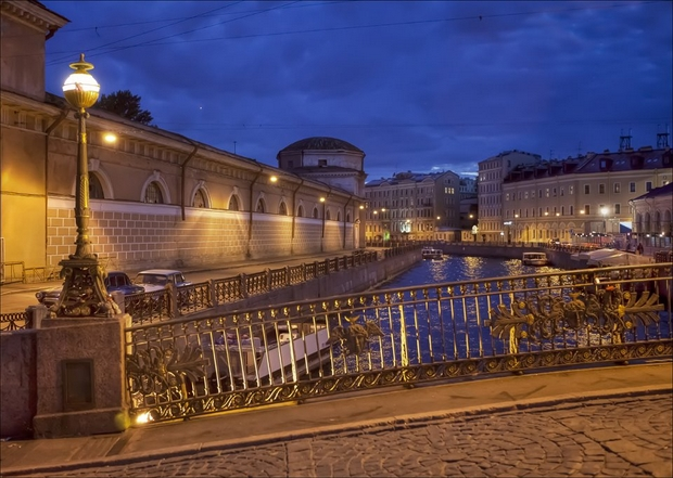 Saint Petersburg Rivers and Bridges (8)