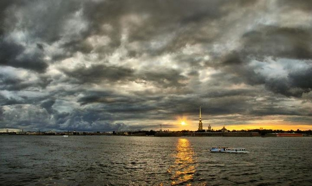 Saint Petersburg Rivers and Bridges (7)