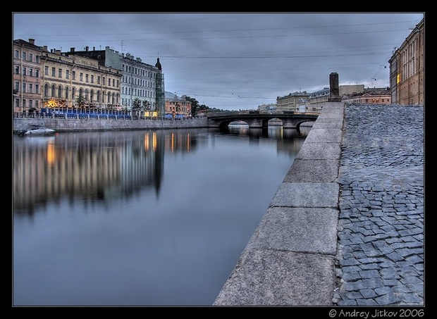 Saint Petersburg Rivers and Bridges (4)