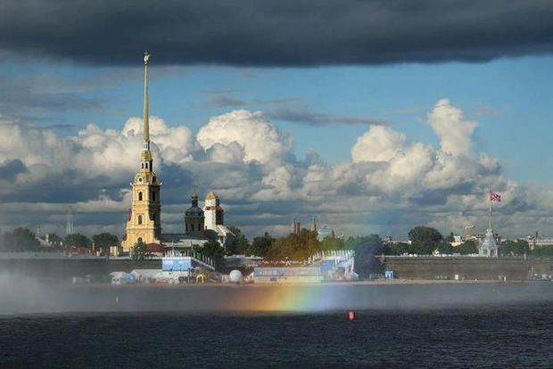 Saint Petersburg Rivers and Bridges (3)