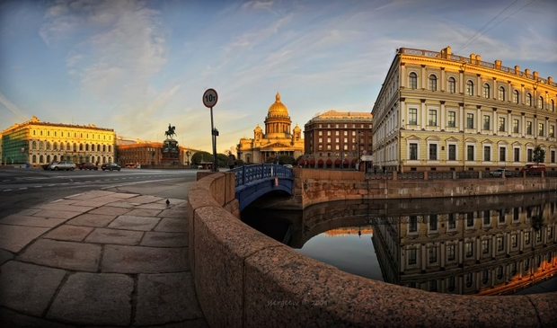Saint Petersburg Rivers and Bridges (2)