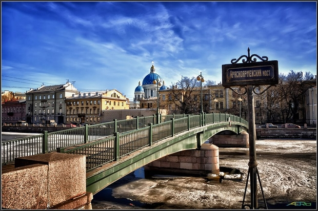 Saint Petersburg Rivers and Bridges  (87)