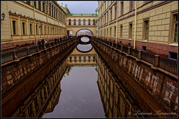 Saint Petersburg Rivers and Bridges  (86)