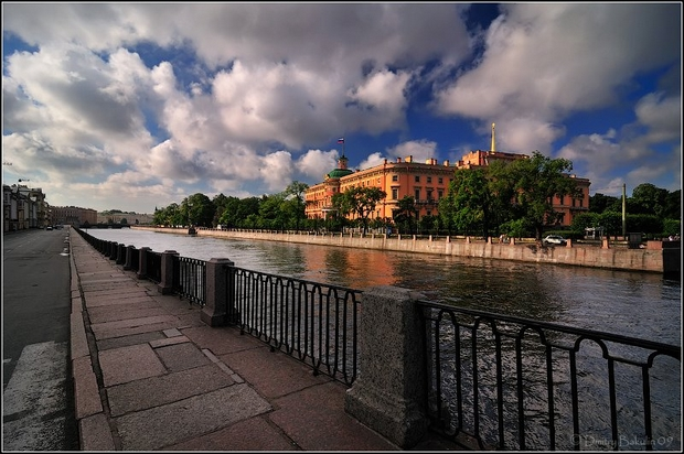 Saint Petersburg Rivers and Bridges  (83)