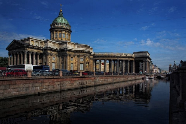 Saint Petersburg Rivers and Bridges  (82)
