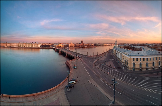 Saint Petersburg Rivers and Bridges  (76)