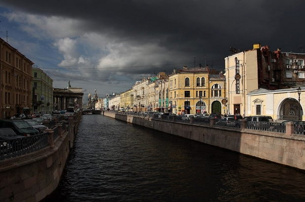Saint Petersburg Rivers and Bridges (20)