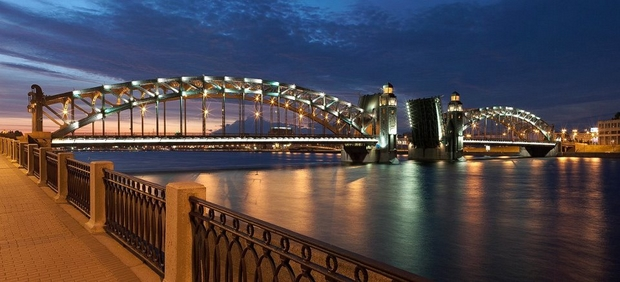 Saint Petersburg Rivers and Bridges  (72)