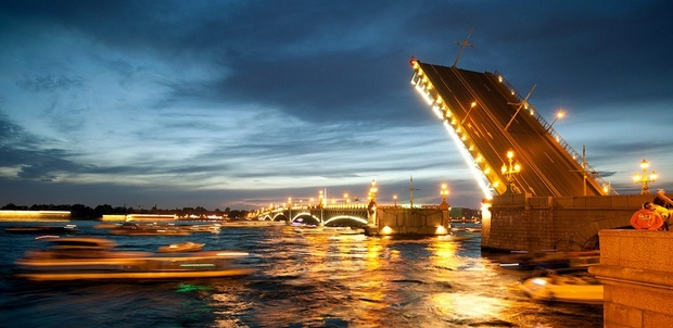 Saint Petersburg Rivers and Bridges  (67)