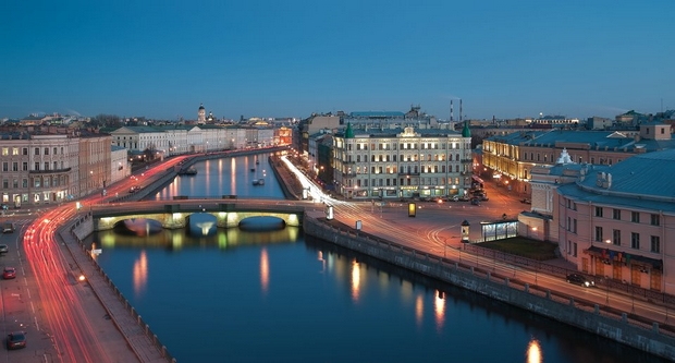 Saint Petersburg Rivers and Bridges (19)