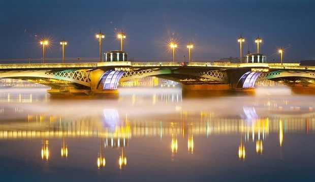 Saint Petersburg Rivers and Bridges (64)