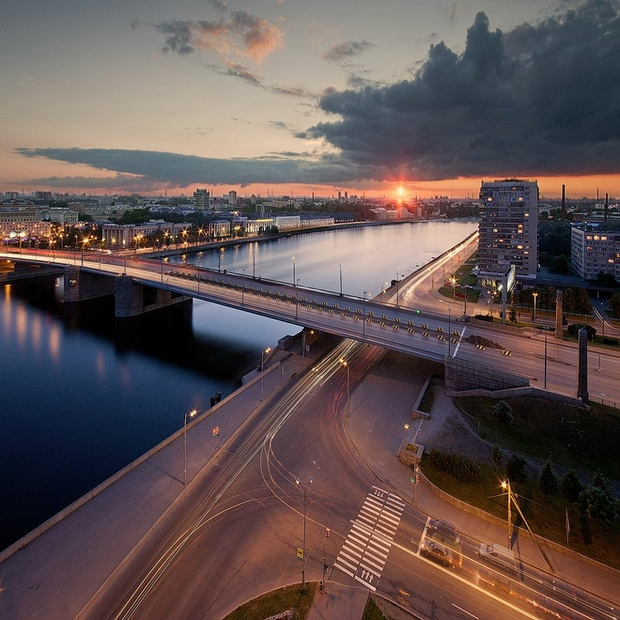 Saint Petersburg Rivers and Bridges (60)