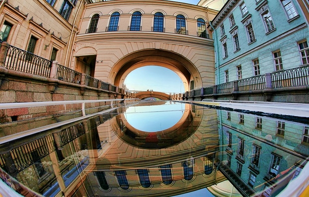 Saint Petersburg Rivers and Bridges (59)