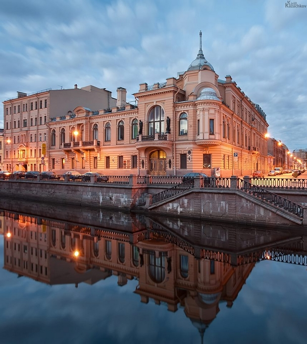 Saint Petersburg Rivers and Bridges (58)