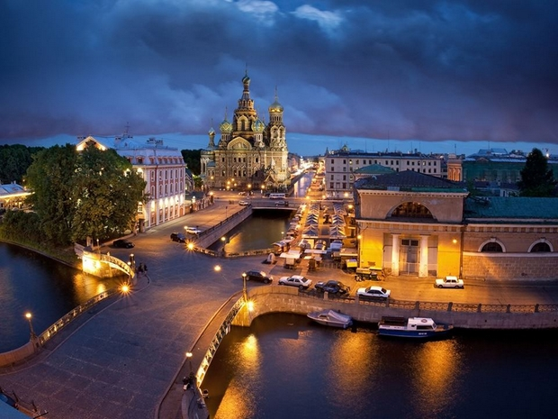 Saint Petersburg Rivers and Bridges (54)