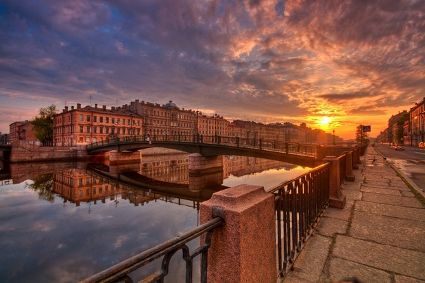 Saint Petersburg Rivers and Bridges (52)