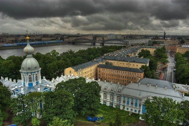 Saint Petersburg Rivers and Bridges (46)