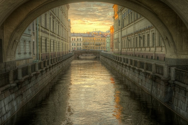 Saint Petersburg Rivers and Bridges (41)