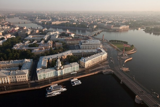 Saint Petersburg Rivers and Bridges (17)