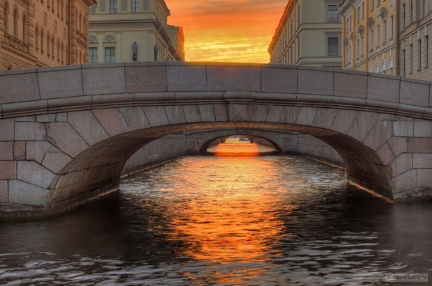 Saint Petersburg Rivers and Bridges (37)