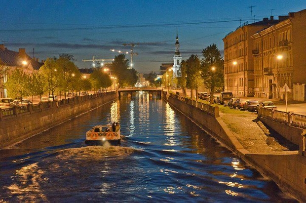 Saint Petersburg Rivers and Bridges (36)
