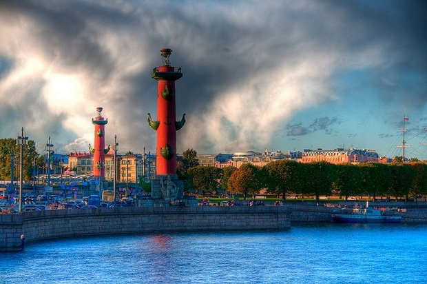Saint Petersburg Rivers and Bridges (34)