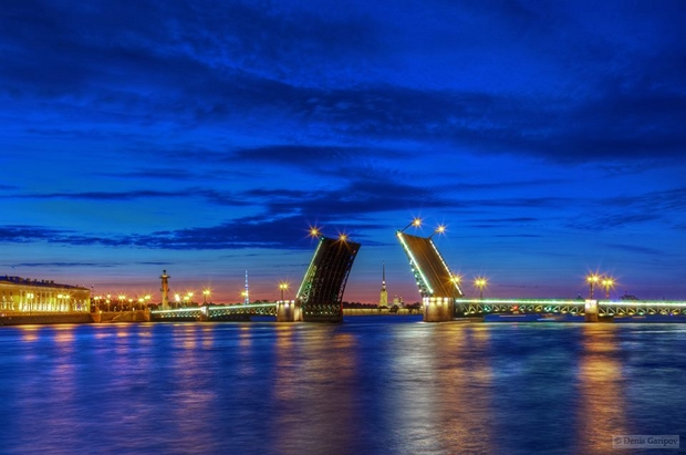 Saint Petersburg Rivers and Bridges (32)