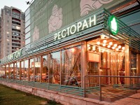 KING PONG restaurant in Saint Petersburg