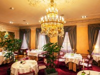 PALKIN restaurant in Saint Petersburg